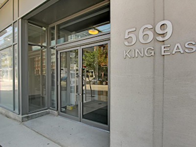 569 King St E, Toronto, ON M5A 1M5