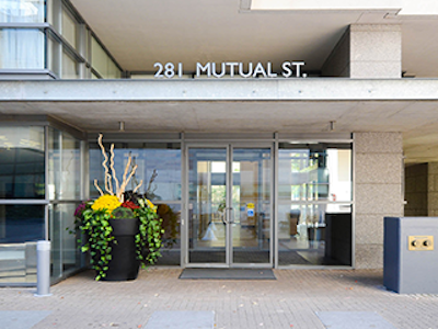 281-285 Mutual St - Radio City