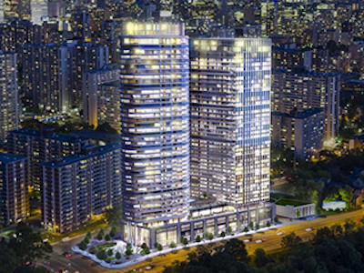 575-585 Bloor St E - Via Bloor Condos