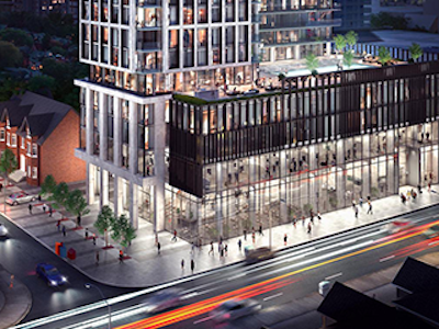 595 Yonge St - Clover Condos