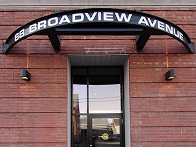 68 Broadview Ave - The Broadview Lofts