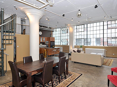 245 Carlaw Ave - Wrigley Lofts
